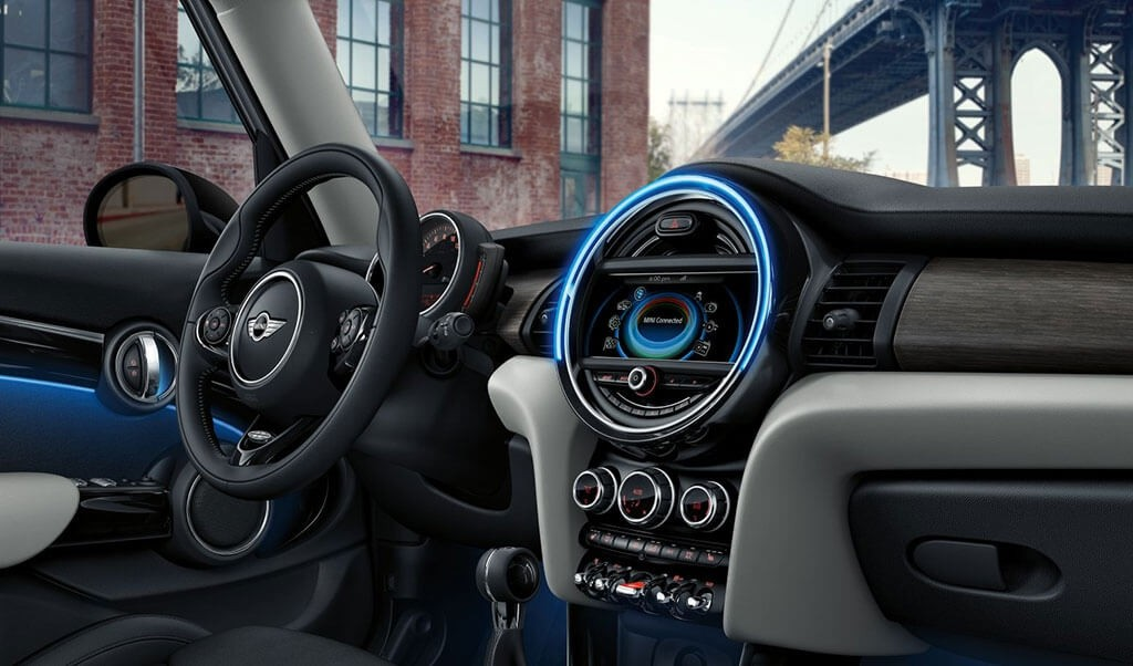2017 MINI Hardtop 2 Door interior
