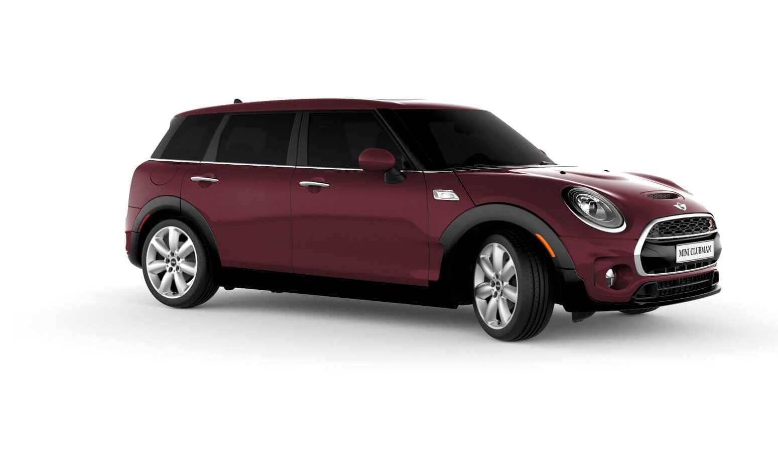 2018 Mini Clubman profile view
