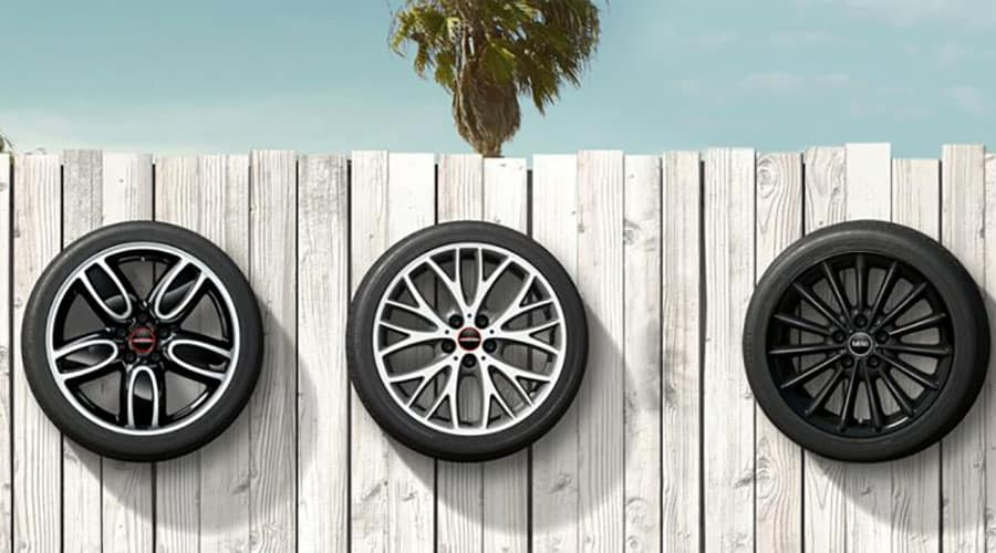 MINI Summer Tire Package