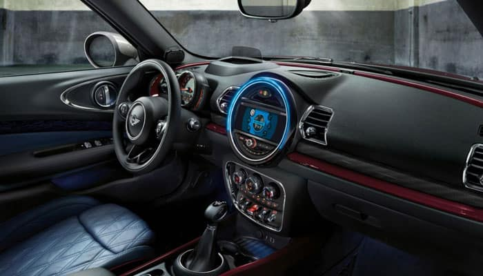 2019 MINI Clubman Interior Passenger View