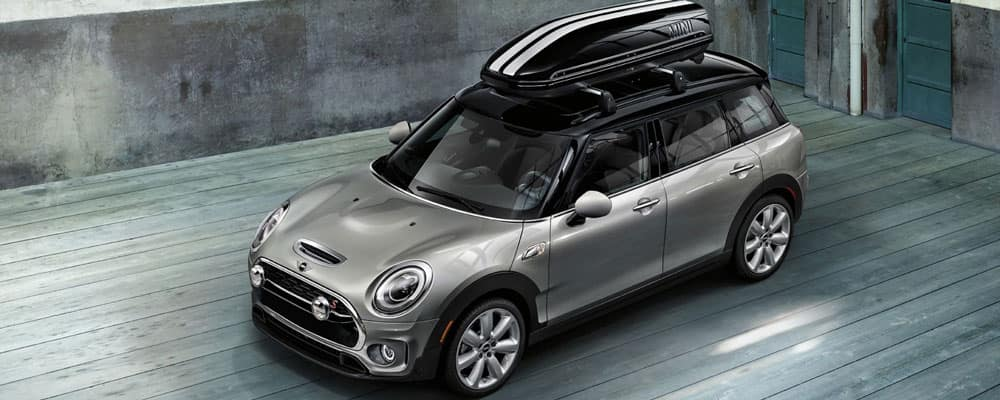 2019 MINI Clubman Parked Indoors