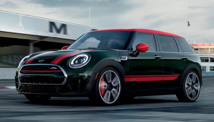 2019 MINI Cooper Clubman on Road