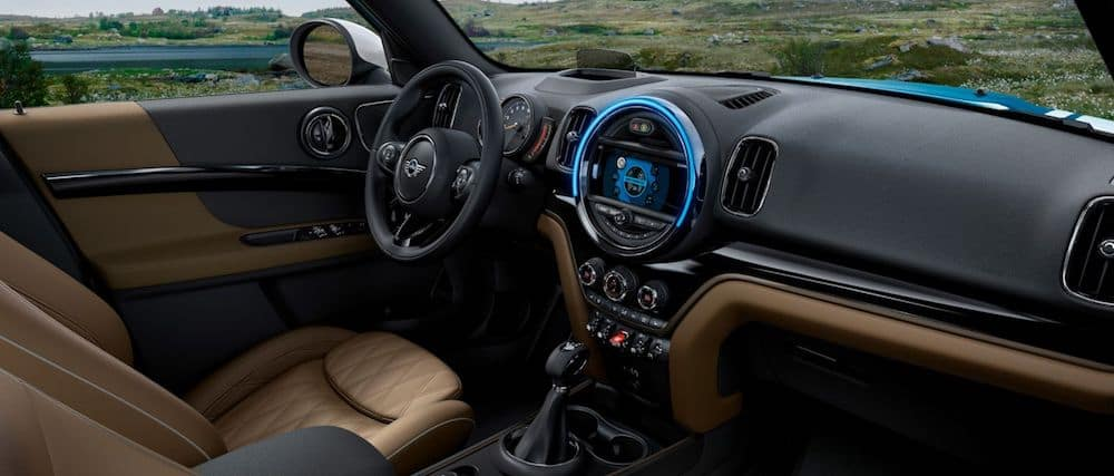 2019 Mini Countryman Interior Space Features Santa Monica Ca