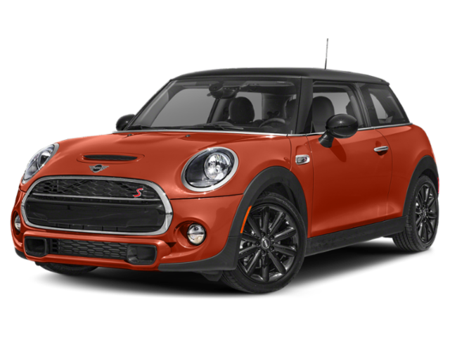 Orange 2019 MINI Hardtop 2 Door