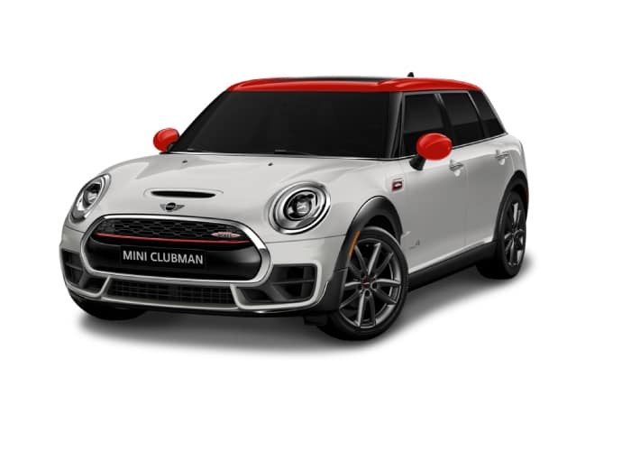 2020 MINI JOHN COOPER WORKS CLUBMAN