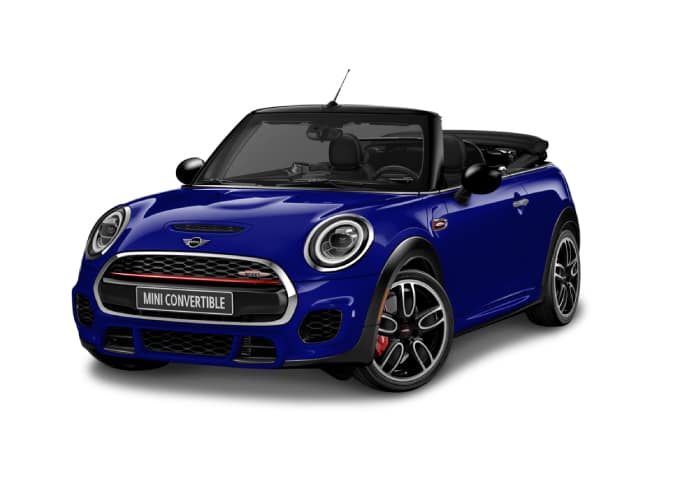 2020 MINI JOHN COOPER WORKS CONVERTIBLE