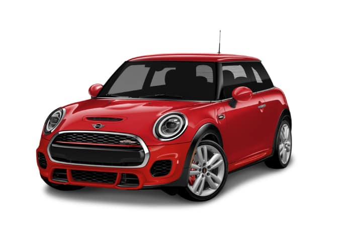 2020 MINI JOHN COOPER WORKS HARDTOP 2 DOOR