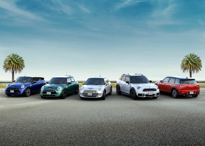 UP TO $2,000 OFF SELECT 2020 MINI MODELS, PLUS 90 DAYS TO FIRST PAYMENT