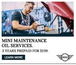 3 year pre-paid oil change for $199