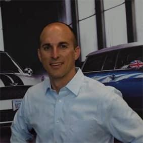 Andrew Harvie, GM