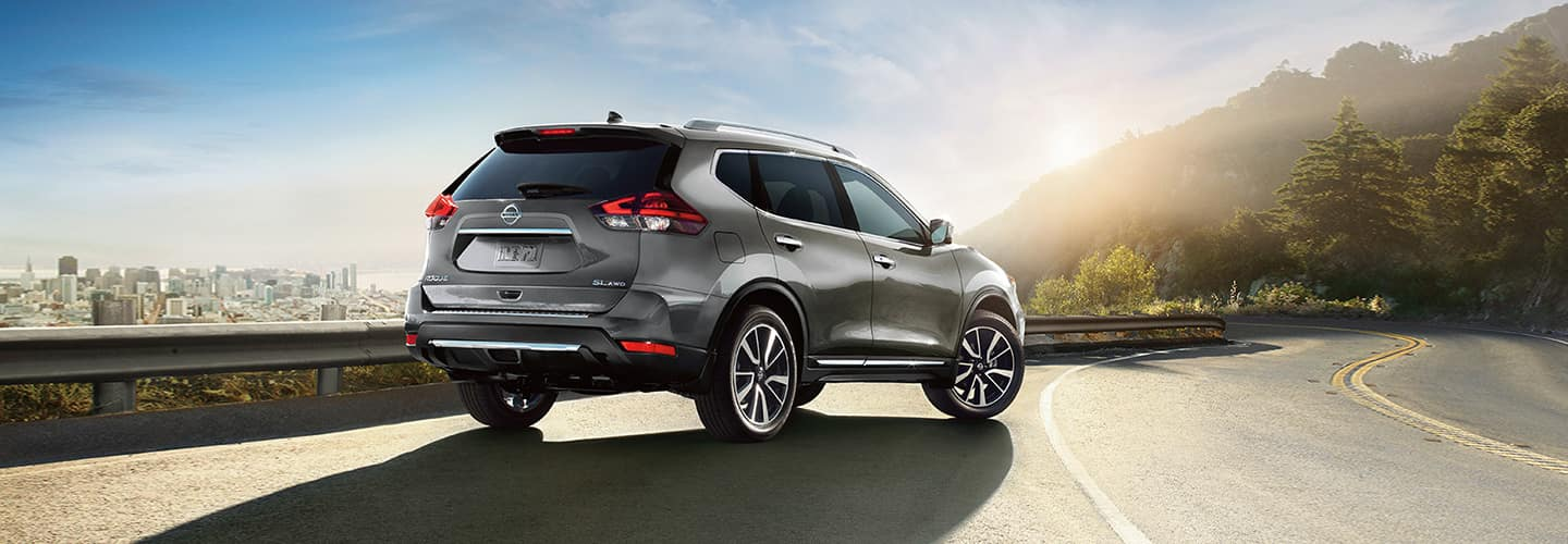 New 2018 Nissan Rogue Near Atlanta, GA