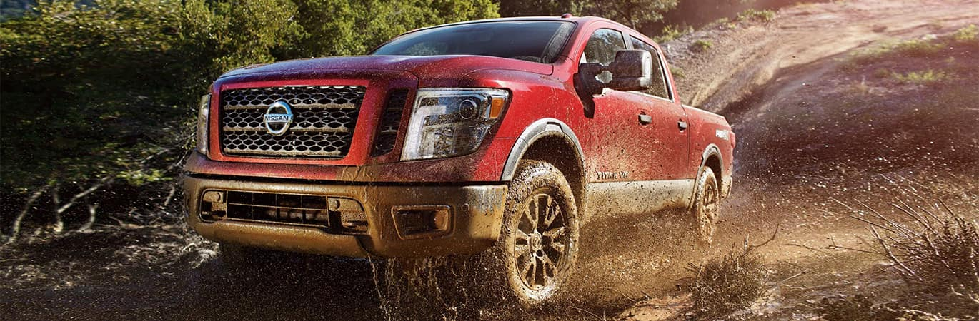 New 2018 Nissan Titan Union City GA