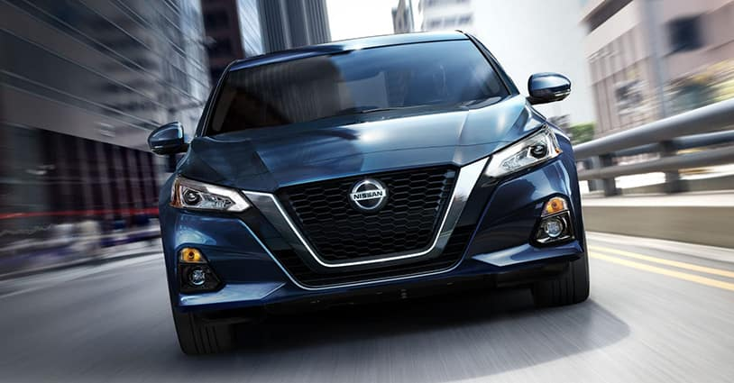 New 2019 Altima Nissan South of Union City
