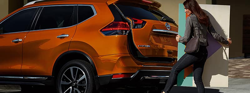 New 2019 Nissan Rogue Union City GA