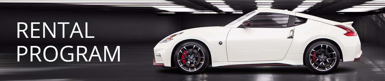 Rental Program Nissan of Union City