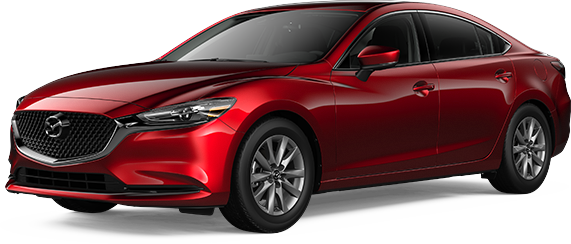 2019 6-Speed Automatic Transmission Mazda6 GS