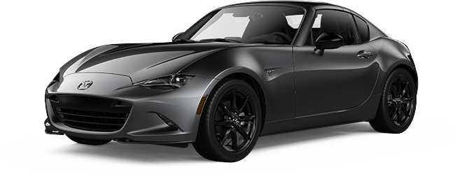 6-Speed Manual Transmission 2019 Mazda MX-5 RF GS-P