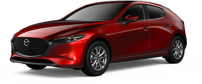 6-Speed Automatic Transmission 2020 Mazda3 Sport GX