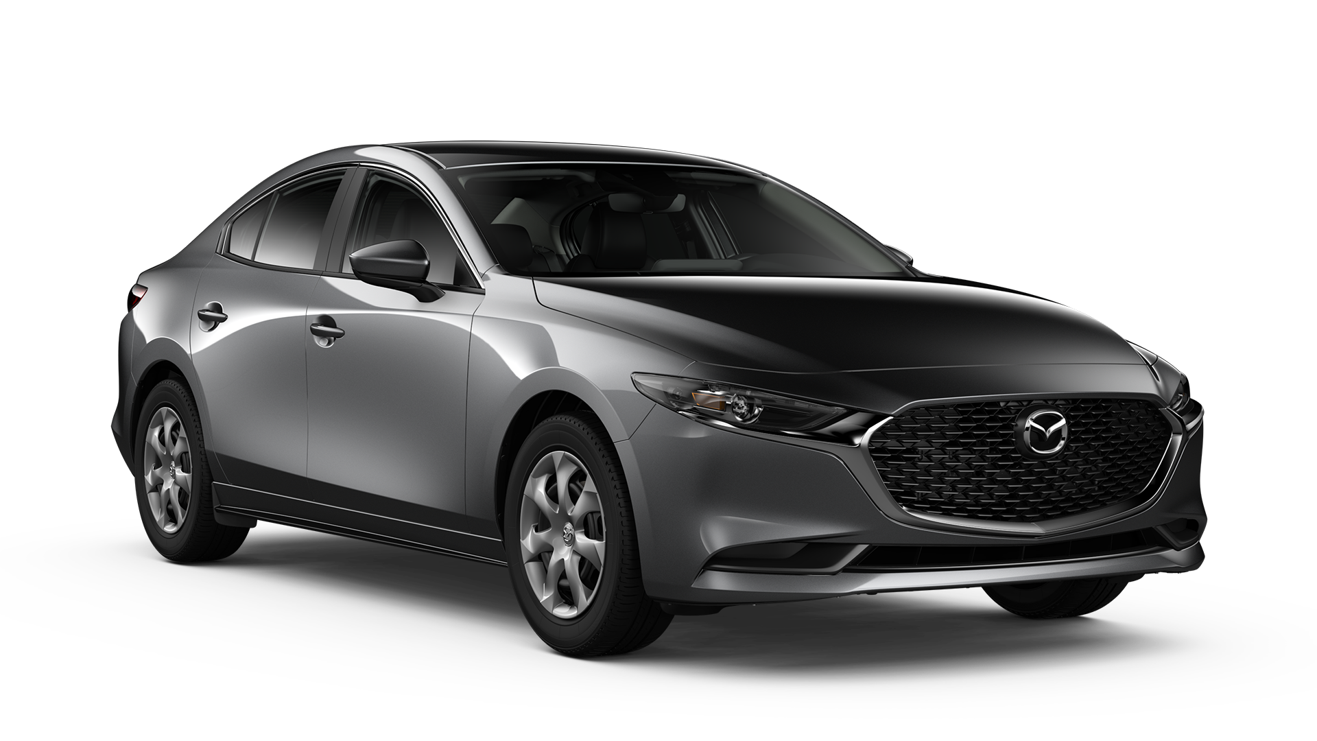 Mazda3 GX, available at Forest City Mazda in London Ontario