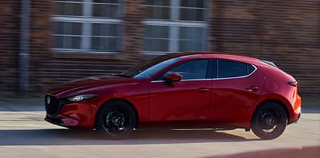 The 2019 Mazda3 interior, available in London Ontario