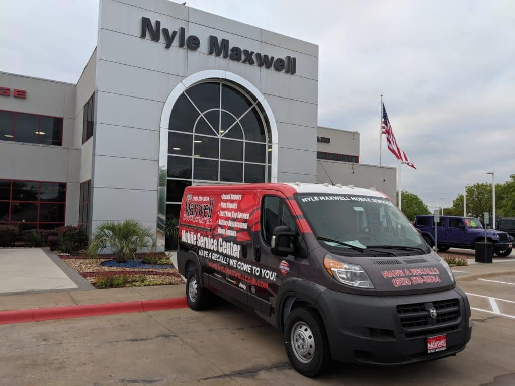 Nyle Maxwell Mobile Service