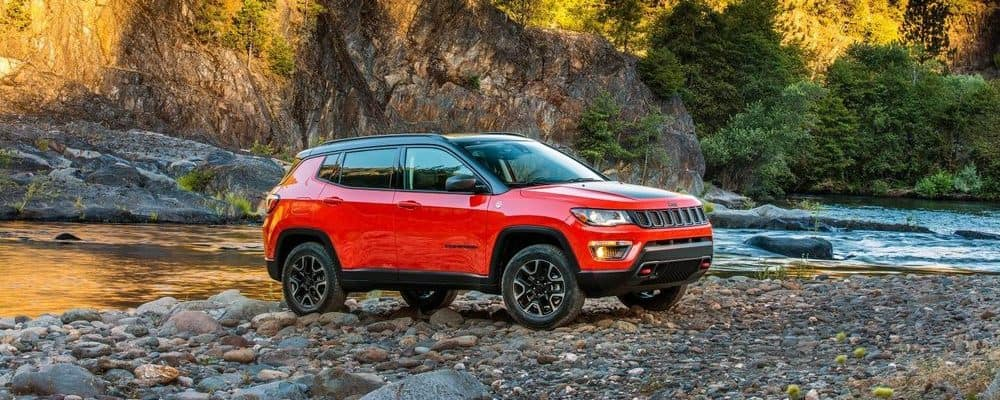 2018 Jeep Compass Performance Compass Engines And Mpg Ratings