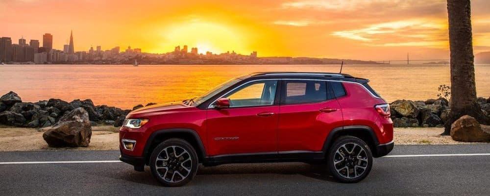 2018 Jeep Compass Trim Level