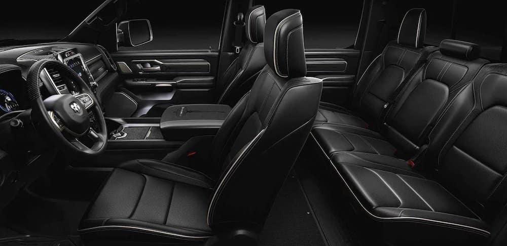 All-New 2019 Ram 1500 interior