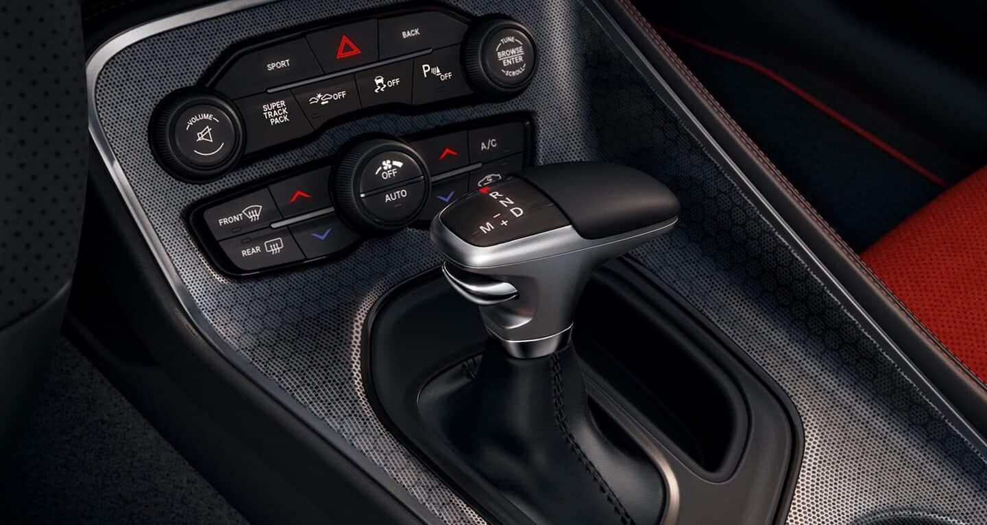 2019 Dodge Challenger Shifter