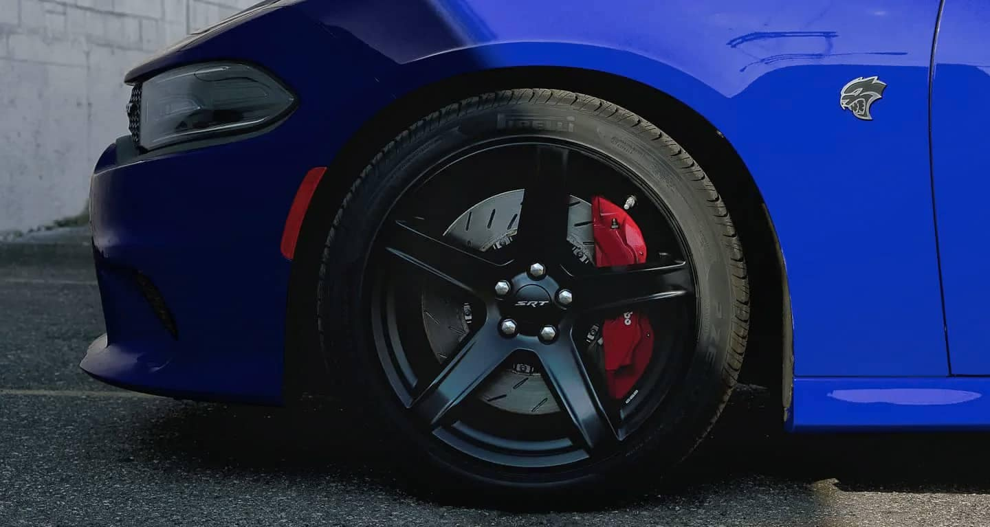 2019 Dodge Charger brake systems