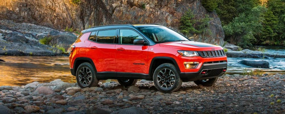 2019 Jeep Compass Review Nyle Maxwell Chrysler Dodge Jeep Ram