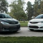 2020 Chrysler Pacifica in park