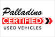 Used vehicles palladino certified Oakville Toyota