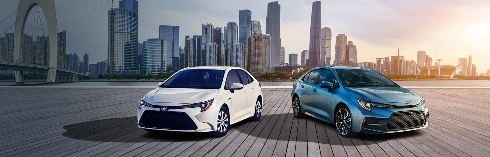 2020 Toyota Corolla Sales in Oakville, ON | Oakville Toyota