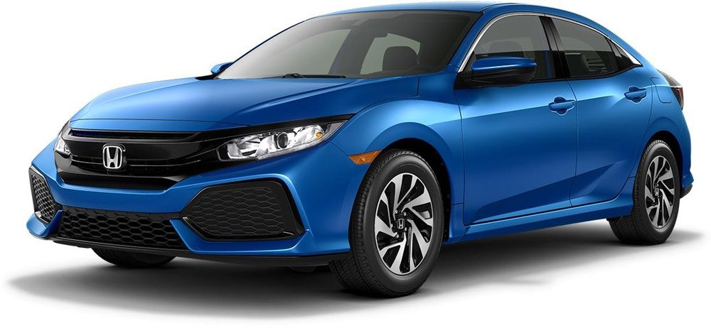 what are the honda civic hatchback color options. Black Bedroom Furniture Sets. Home Design Ideas