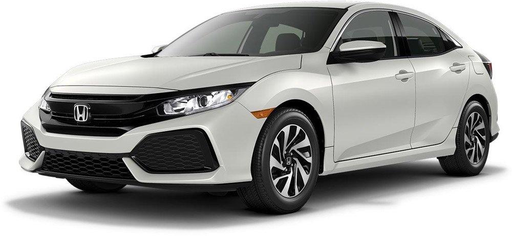 What are the honda civic hatchback color options for Honda civic dealer