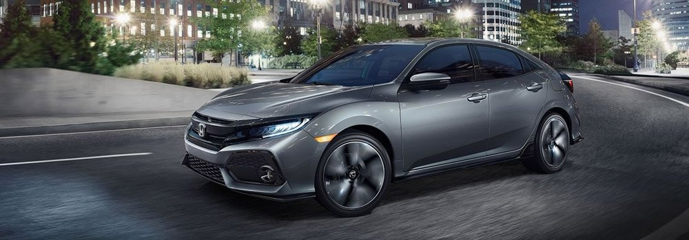 What Are The Honda Civic Hatchback Color Options