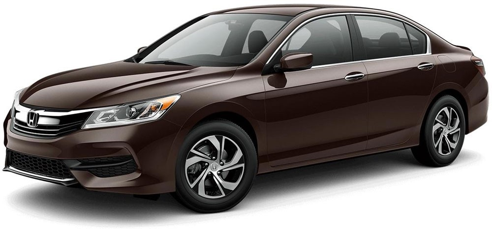 What Color Options Are Available With The Honda Accord