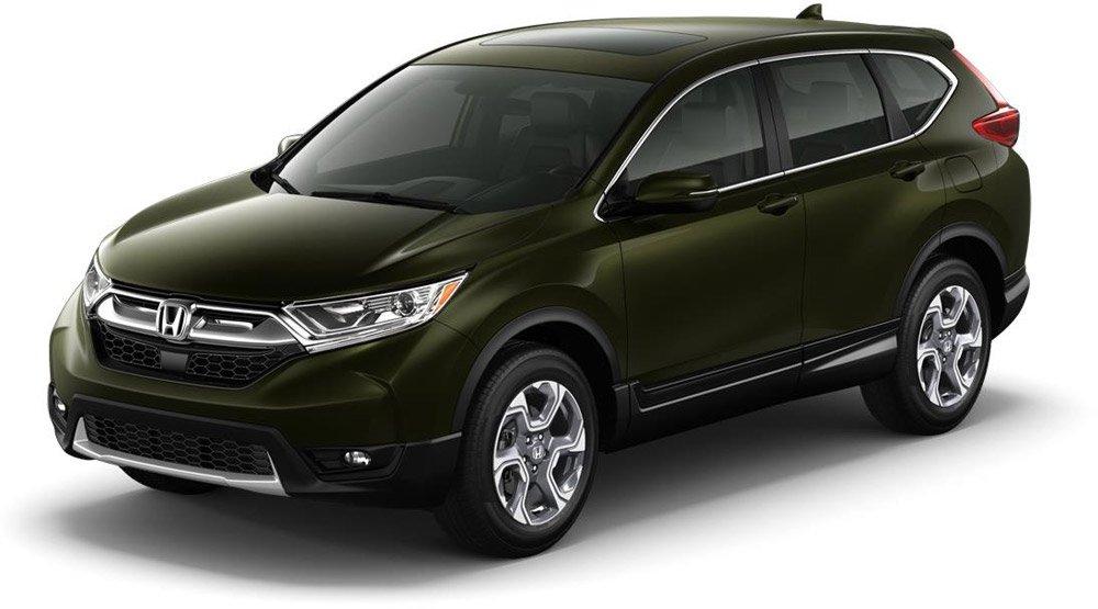 What Are the Honda CR-V Color Options? | O'Neill Honda