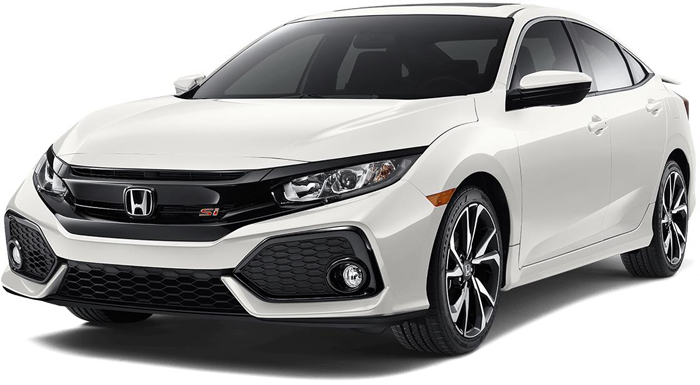 What Colors Does the New 2017 Honda Civic Si Come In?