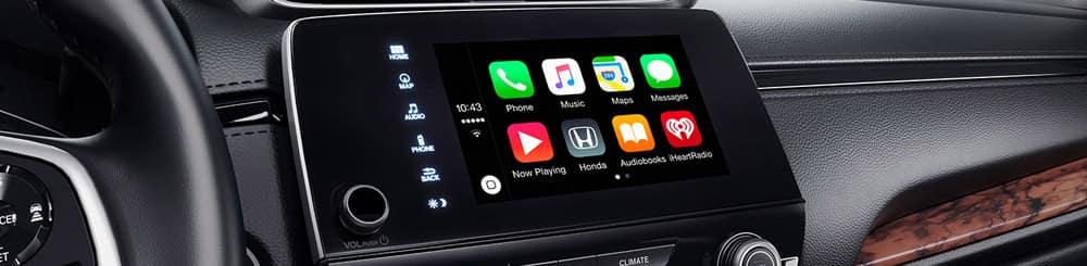 Honda crv carplay 2016
