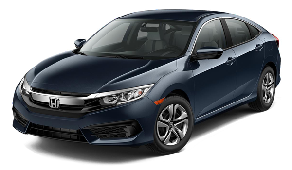 The 2018 honda civic sedan vs the 2018 hyundai elantra sedan for Honda fit vs civic