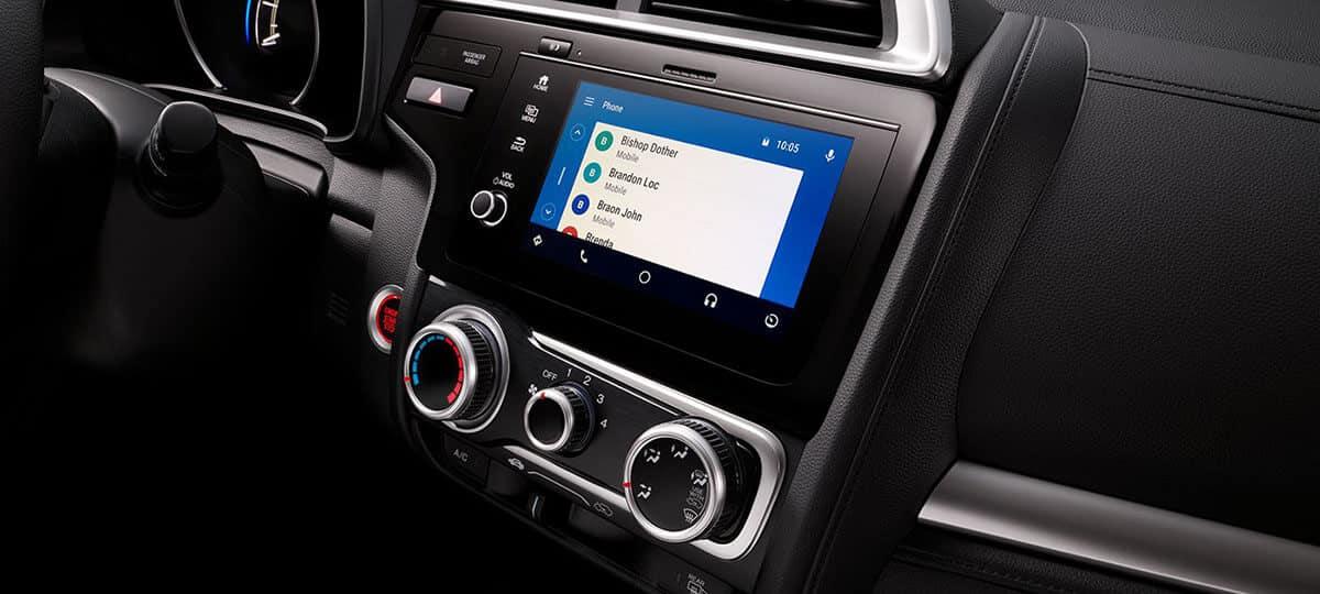 2018 Honda Fit Touchscreen