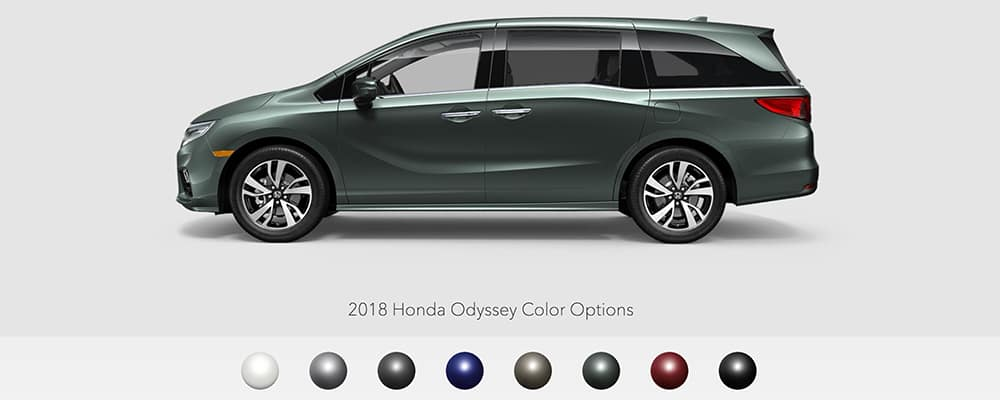 honda odyssey color options trims photos o neill honda. Black Bedroom Furniture Sets. Home Design Ideas