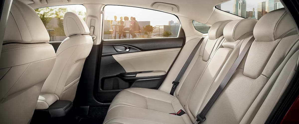 2019 Honda Insight interior seats