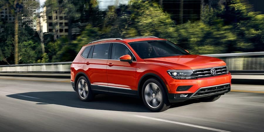 2018 Volkswagen Tiguan available near Conway