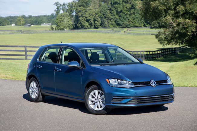 2018 Volkswagen Golf coming to Little Rock