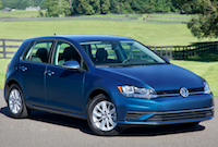 2018 Volkswagen Golf in Little Rock