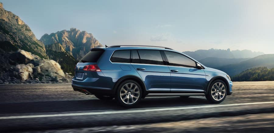 2018 VW Golf Alltrack