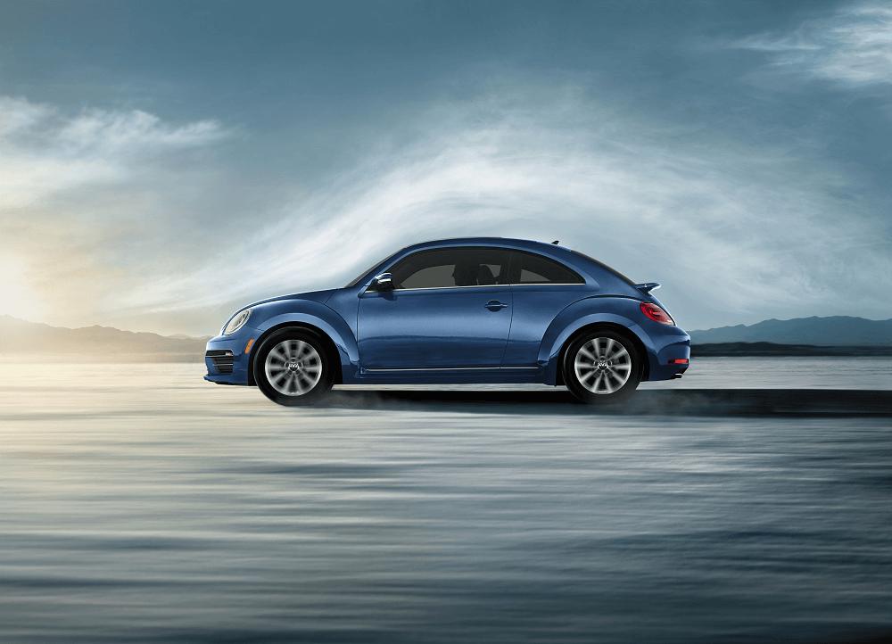 2019 Volkswagen Beetle Performance Specs